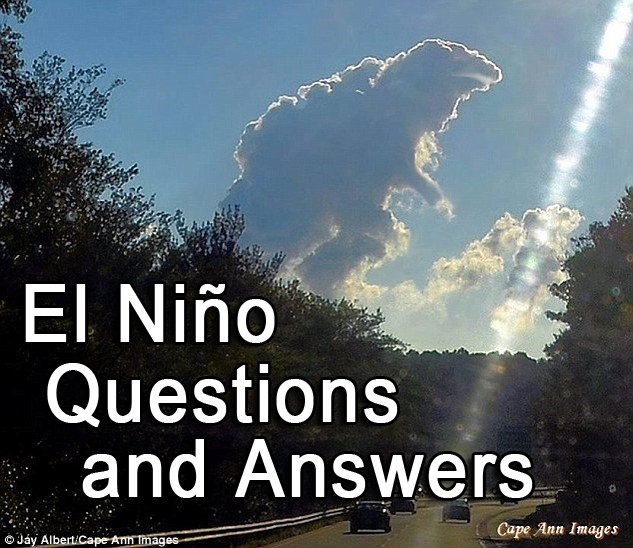 El Nino: Questions and Answers