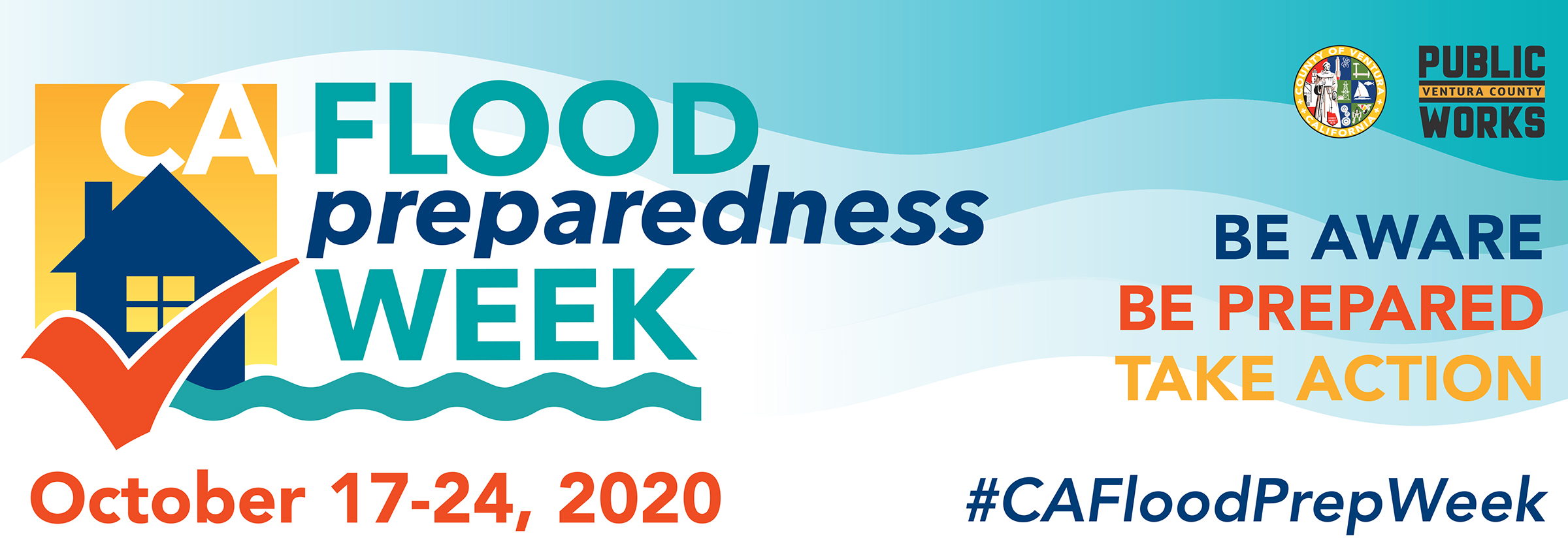 CA Flood Week